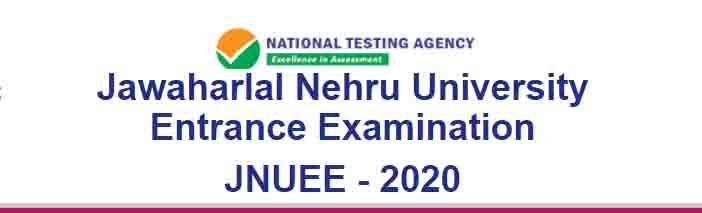 NTA JNU AdmissionOnline Application Form2020 1