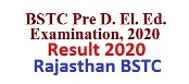 BSTC Result 2020